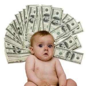 MyLazyProfitEmpire Baby with Money